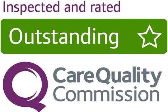 Outstanding Care Rating